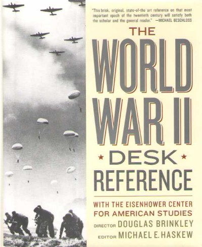 >THW WORLD WAR II DESK REFERENCE<