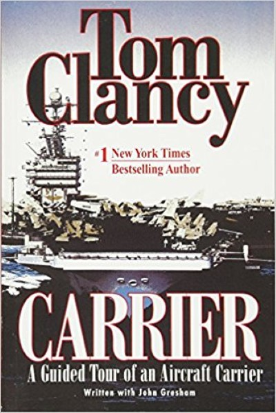 >CARRIER. A GUIDED TOUR OF AN AIRCRAFT CARRIER<
