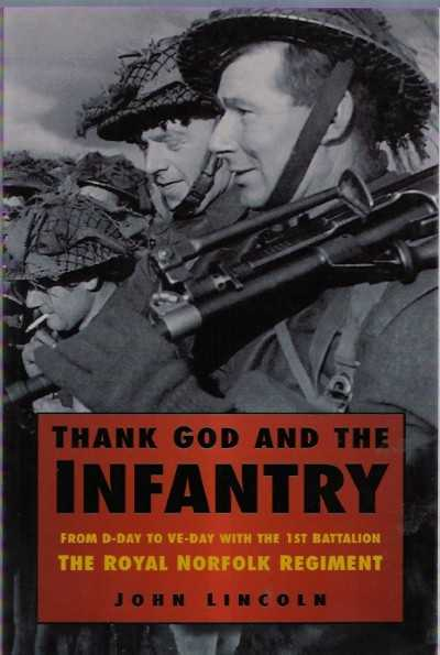 >THANK GOD AND THE INFANTRY<