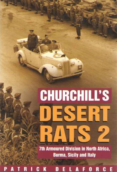 >CHURCHILL'S DESERT RATS 2<