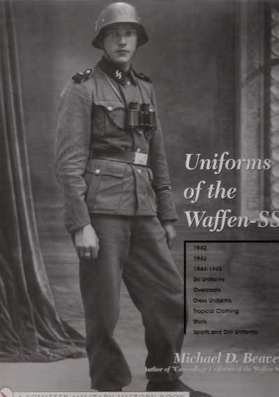 >UNIFORMS OF THE WAFFEN-SS VOL. 2<