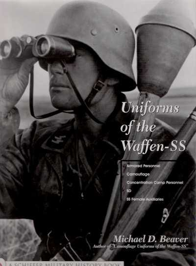 >UNIFORMS OF THE WAFFEN-SS VOL. 3<
