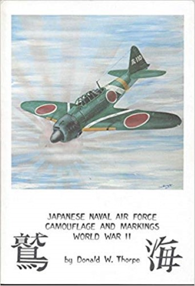 >JAPANESE NAVAL AIR FORCE CAMOUFLAGE AND MARKINGS, WORLD WAR II<