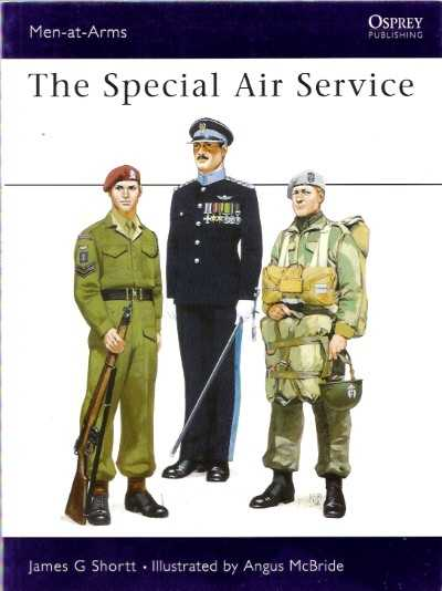 >MAA116 THE SPECIAL AIR SERVICE<