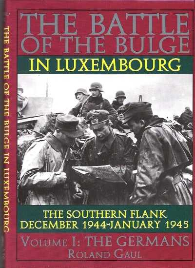 >THE BATTLE OF THE BULGE IN LUXEMBOURG<