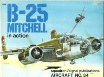 >B-25 MITCHELL IN ACTION<
