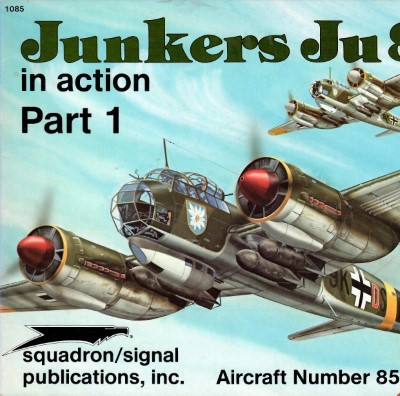 >JUNKERS JU 88 IN ACTION. PART 1<