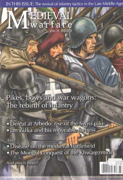 >MEDIEVAL WARFARE VOL II, ISSUE 3. PIKES, BOWS AND WAR WAGONS<