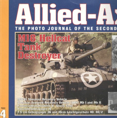 >ALLIED-AXIS M18 HELLCAT TANK DESTROYER<