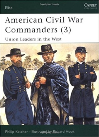 >ELI89 AMERICAN CIVIL WAR COMMANDERS (3)<