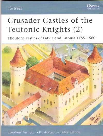 >FOR19 CRUSADER CASTLES TEUTONIC KNIGHTS (2) <