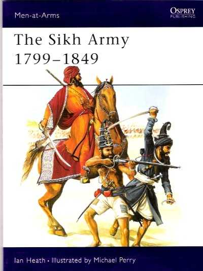 >MAA421 THE SIKH ARMY 1799-1849<