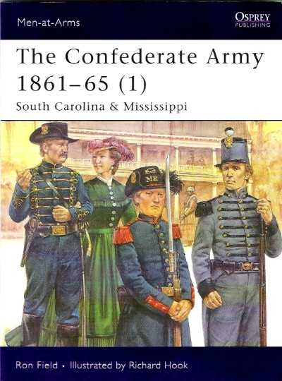 >MAA423 THE CONFEDERATE ARMY 1861-65 (1)<