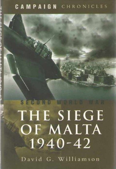 >THE SIEGE OF MALTA<