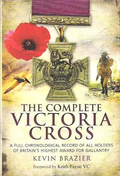 >THE COMPLETE VICTORIA CROSS<