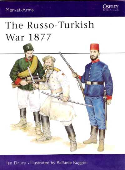 >MAA277 RUSSO TURKISH WAR 1877<