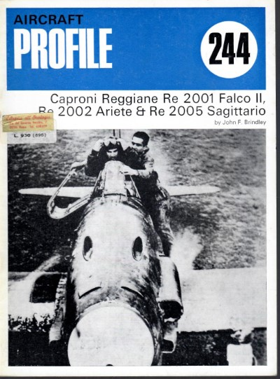 >CAPRONI REGGIANE RE 2001 FALCO II<