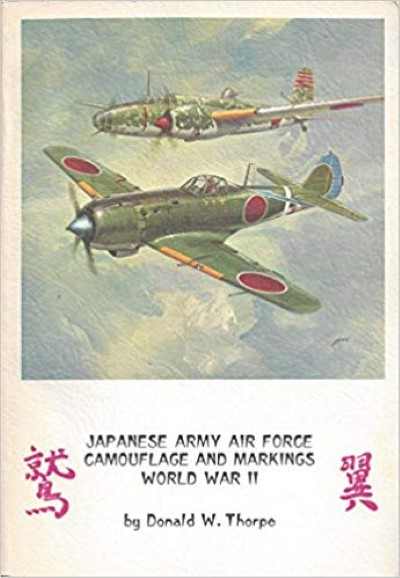 >JAPANESE ARMY AIR FORCE CAMOUFLAGE AND MARKINGS WORLD WAR II<
