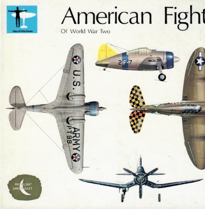 >AMERICAN FIGHTERS OF WORLD WAR TWO VOLUME TWO<