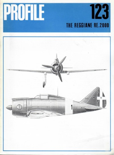 >PROFILE 123: THE REGGIANE RE. 2000<