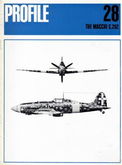>PROFILE 28: THE MACCHI C.202<