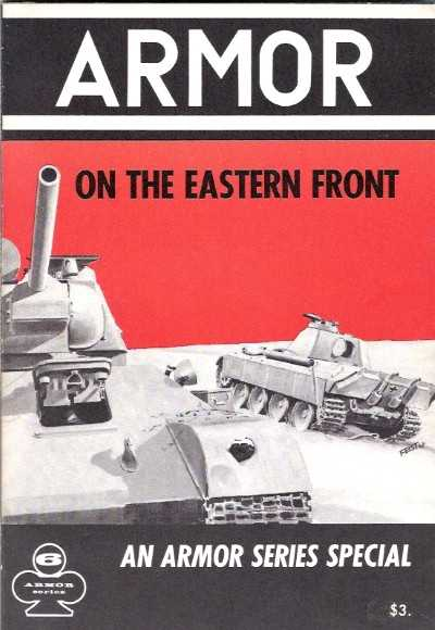 >ARMOR ON THE EASTERN FRONT<