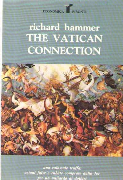 >THE VATICAN CONNECTION<