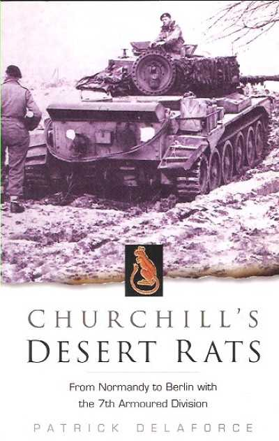 >CHURCHILL'S DESERT RATS<