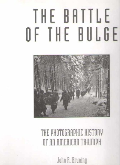 >THE BATTLE OF THE BULGE<