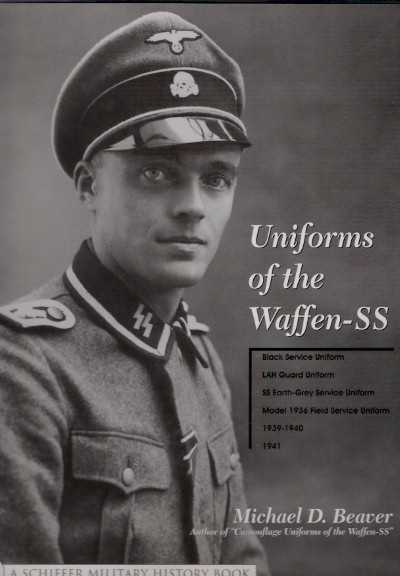 >UNIFORMS OF THE WAFFEN-SS VOL 1<