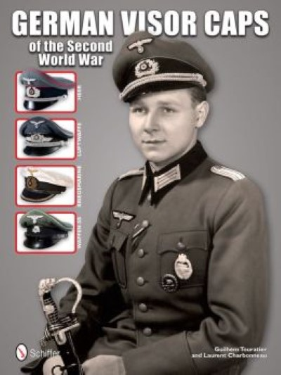>GERMAN VISOR CAPS OF THE SECOND WORLD WAR<