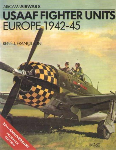 >USAAF FIGTER UNITS EUROPE 1942-45<