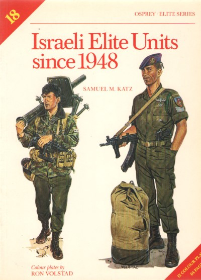 >WLI18 ISRELI ELITE UNITS SINCE 1948<