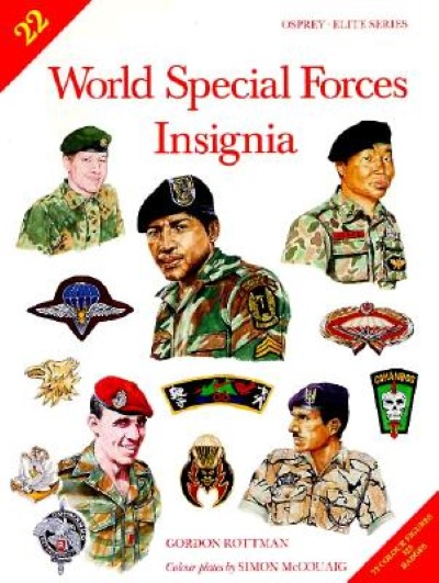 >ELI22 WORLD SPECIAL FORCE INSIGNIA<