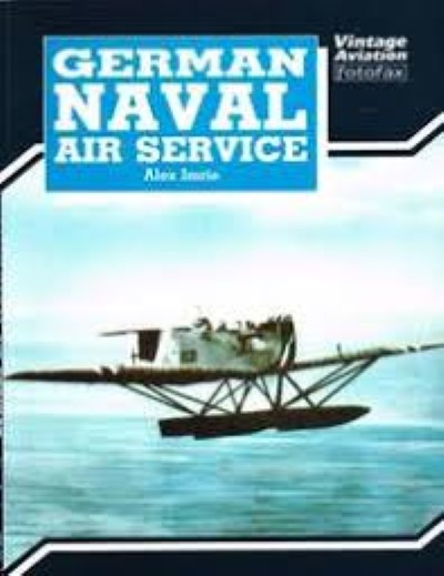 >GERMAN NAVAL AIR SERVICE<