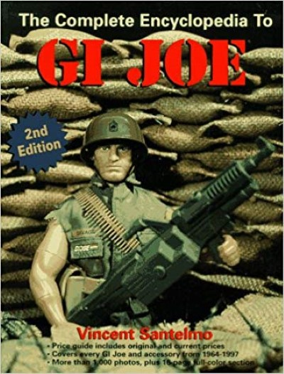 >THE COMPLETE ENCYCLOPEDIA TO G.I. JOE<
