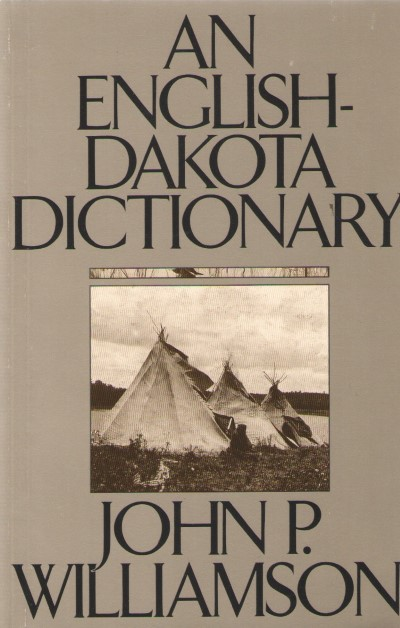 >AN ENGLISH-DAKOTA DICTIONARY<