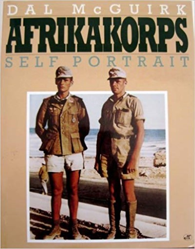 >AFRIKAKORPS SELF PORTRAIT<