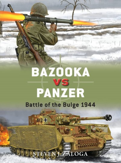 >DUEL77 BAZOOKA VS PANZER. BATTLE OF THE BULGE 1944<