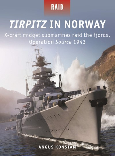 >RAID51 TIRPITZ IN NORWAY<