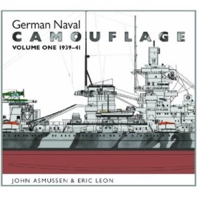 >GERMAN NAVAL CAMOUFLAGE VOLUME ONE 1935-1941<