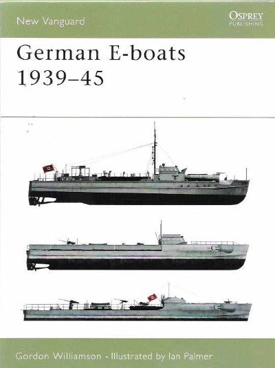 >NV59 GERMAN E-BOATS 1939-45<