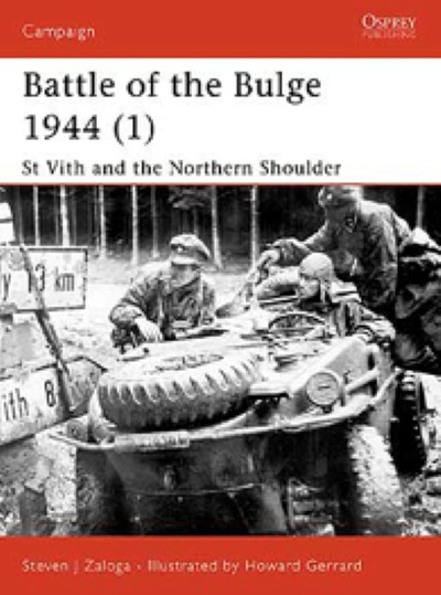 >CAM115 BATTLE OF THE BULGE (1). ST VITH AND THE NORTHERN SHOULDER <