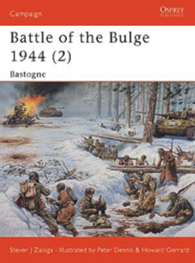 >CAM145 BATTLE OF THE BULGE (2). BASTOGNE<