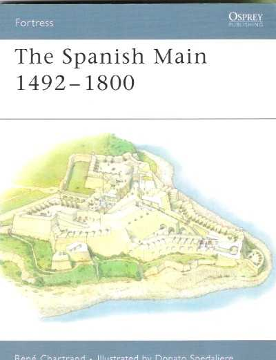 >FOR49 THE SPANISH MAIN 1492-1800<