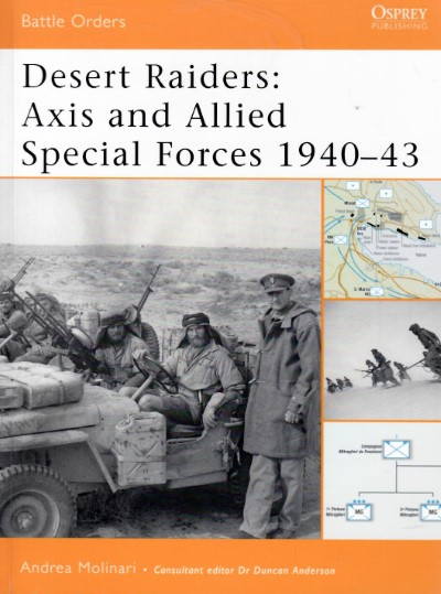 >BO23 DESERT RAIDERS: AXIS AND ALLIED SPECIAL FORCES 1940-43<