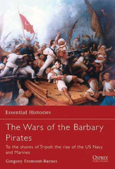 >EH66 THE WARS OF THE BARBARY PIRATES<
