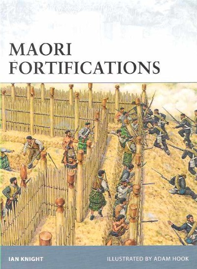 >FOR81 MAORI FORTIFICATIONS<