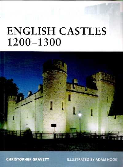 >FOR86 ENGLISH CASTLE 1200-1300<