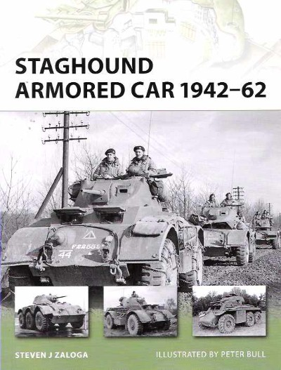 >NV159 STAGHOUND ARMORED CAR <